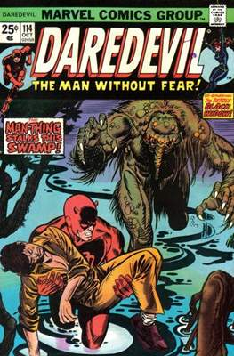 Daredevil Vol. 1 (1964-1998) (Comic Book) #114