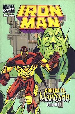 Iron Man. Contra el Mandarín