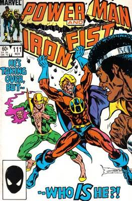 Hero for Hire / Power Man Vol 1 / Power Man and Iron Fist Vol 1 (Comic Book) #111