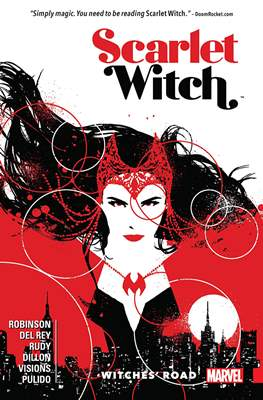 Scarlet Witch (Softcover 112-128-112 pp) #1