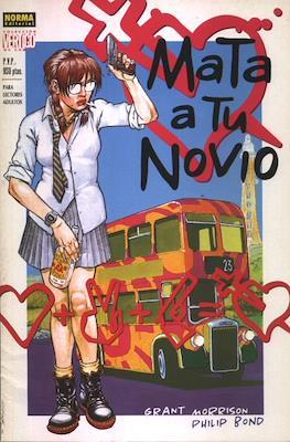Colección Vértigo (Rústica y cartoné) #35