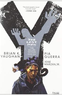 Y: The Last Man - The Deluxe Edition #1