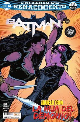 Batman: Nuevo Universo DC / Renacimiento (Grapa) #73/18