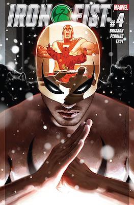 Iron Fist Vol. 5 #4