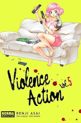 Violence Action (Rústica con sobrecubierta) #5