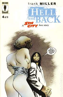 Sin City: Hell and Back (Comic Book) #4