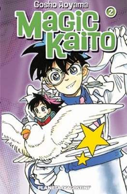 Magic Kaito (Rústica) #2