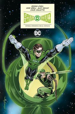 Green Lantern/Green Arrow: Héroes errantes en el espacio (Cartoné 336 pp)