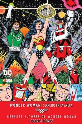Grandes Autores de Wonder Woman: George Pérez (Cartoné 368 pp) #3