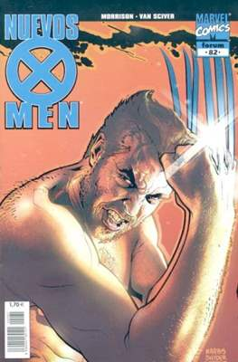 X-Men Vol. 2 / Nuevos X-Men (1996-2004) #82