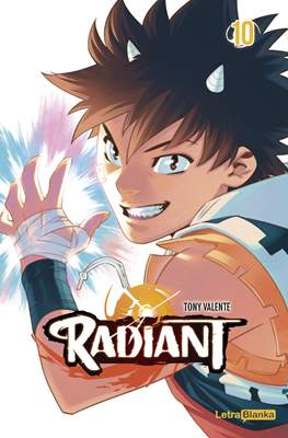 Radiant - Portadas alternativas