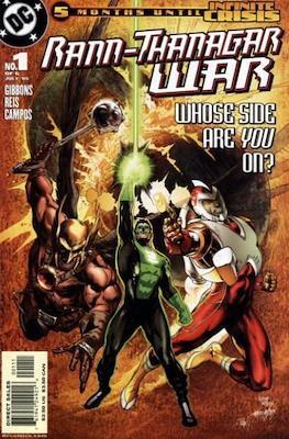 Rann - Thanagar War (2005) (Comic book) #1