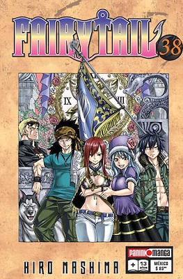 Fairy Tail (Rústica) #38