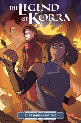 The Legend of Korra: Turf Wars (Softcover) #2