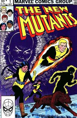 The New Mutants (Grapa) #1