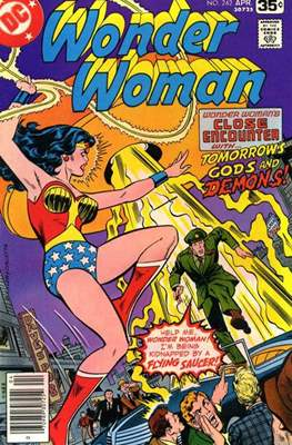 Wonder Woman Vol.1 (1942-1986; 2020-) (Comic Book) #242