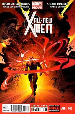 All-New X-Men (Comic Book) #3