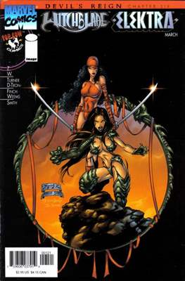 Devil's Reign (1997 - Variant Covers) (Comic Book) #6