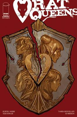 Rat Queens (Comic Book) #15