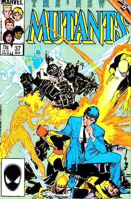 The New Mutants (Comic Book) #37
