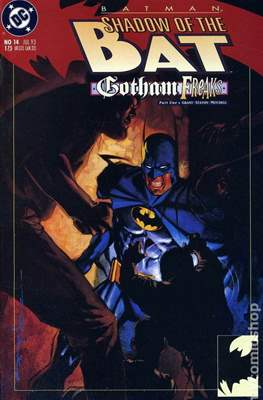 Batman: Shadow of the Bat (Comic book) #14