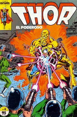 Thor, el Poderoso (1983-1987) #8