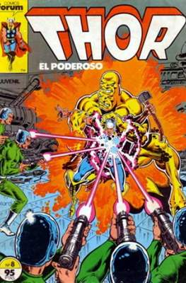 Thor, el Poderoso (1983-1987) (Grapa 36 pp) #8