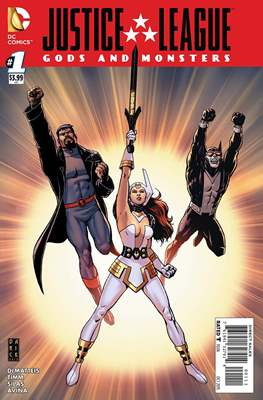 Justice League: Gods and Monsters Vol 1 (Comic-Book/Digital) #1