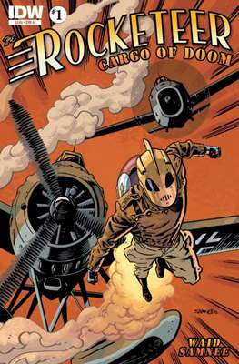 The Rocketeer: Cargo of Doom #1
