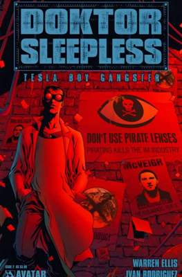 Doktor Sleepless (Comic-book) #2