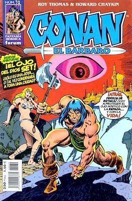 Conan el Bárbaro (1998-2001) (Grapa 24 pp) #79
