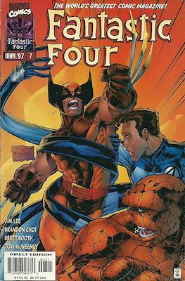 Fantastic Four Vol. 2 (Comic Book) #7