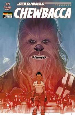 Star Wars Presenta (Grapa) #9