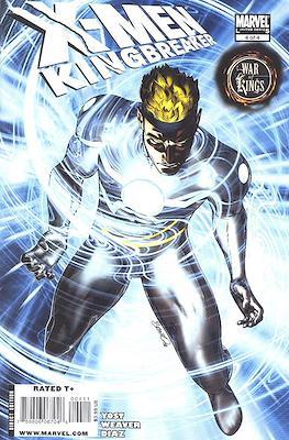 X-Men: Kingbreaker (Comic Book) #4