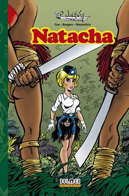 Natacha (Integral Cartoné, 160 pp) #1
