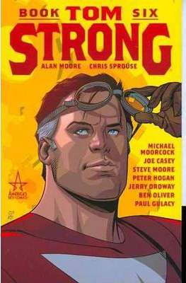 Tom Strong (2001-2008) (Softcover) #6
