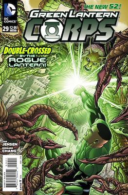 Green Lantern Corps Vol. 3 (2011-2015) #29