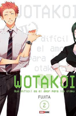 Wotakoi: Qué difícil es el amor para los Otaku (Rústica con sobrecubierta) #2