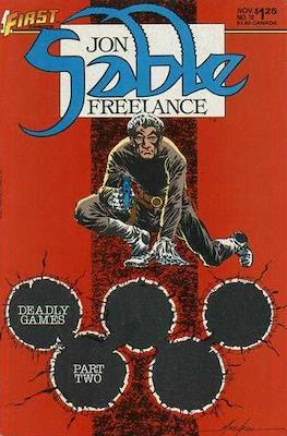 Jon Sable, Freelance #18