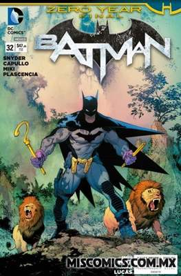 Batman (2012-2017) (Grapa) #32