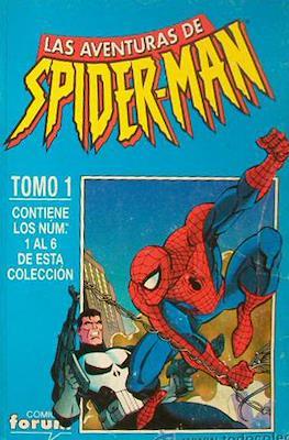 Las aventuras de Spiderman (Retapado) #1