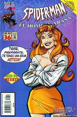 Spider-Man el Hombre Araña (1996-1998) (Grapa) #36
