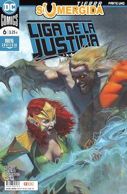 Liga de la Justicia. Nuevo Universo DC / Renacimiento (Grapa) #84/6