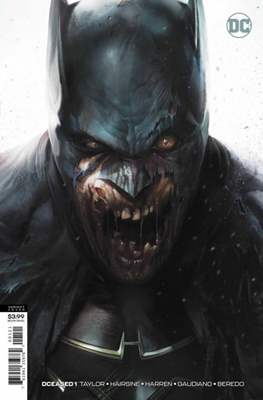DCeased (Variant Covers) (Comic Book) #1