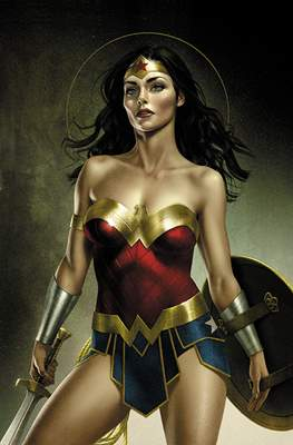Wonder Woman Vol. 5 (2016- Variant Cover) (Comic Book) #760