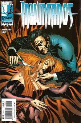 Inhumanos (1999-2000). Marvel Knights (Grapa 24 pp) #7