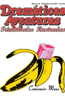 Dramáticas Aventuras Trimestrales Ilustradas (Grapa) #8