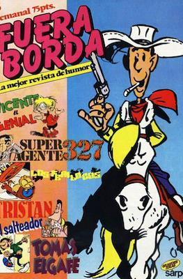 Fuera Borda (Grapa) #3