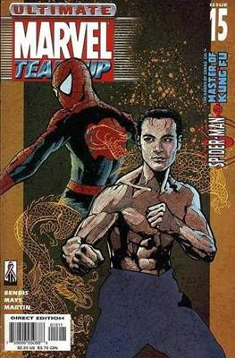 Ultimate Marvel Team-Up (comic-book) #15