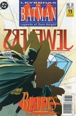 Leyendas de Batman. Legends of the Dark Knight (Grapa (1990)) #32